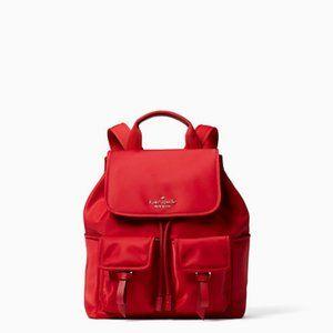 kate spade Carley Large Flap backpack